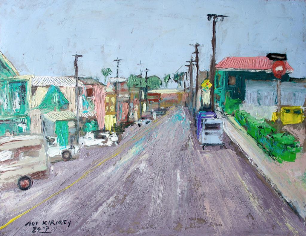 <h6>Baldwin Avenue