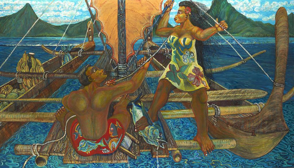 <h6>Polynesian Voyage