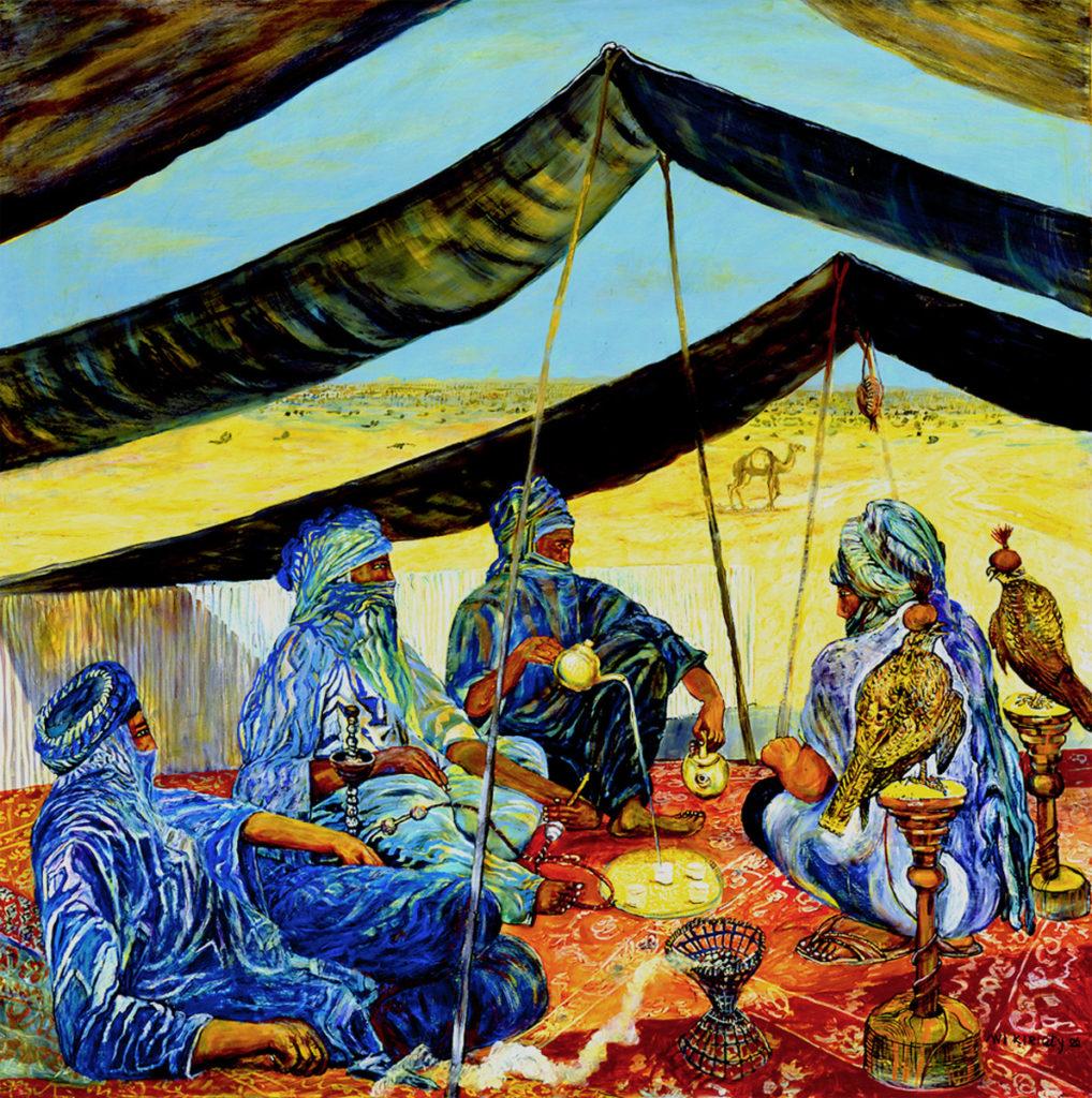 <h6>The Desert Sheikhs