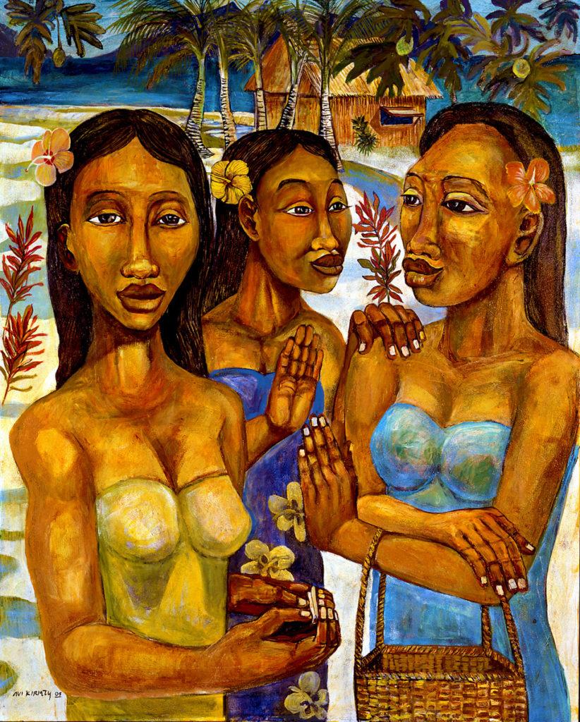 <h6>Three Sisters