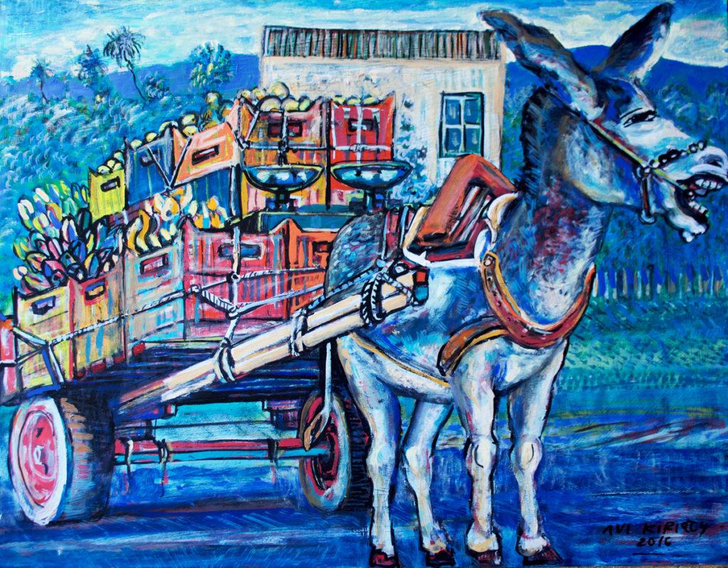 <h6>Boxcart Burro