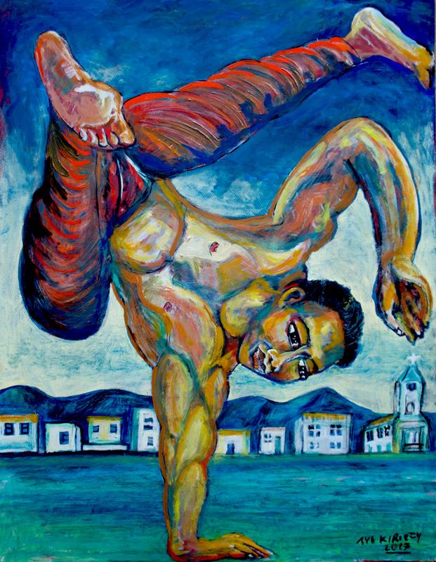 <h6>Capoeira