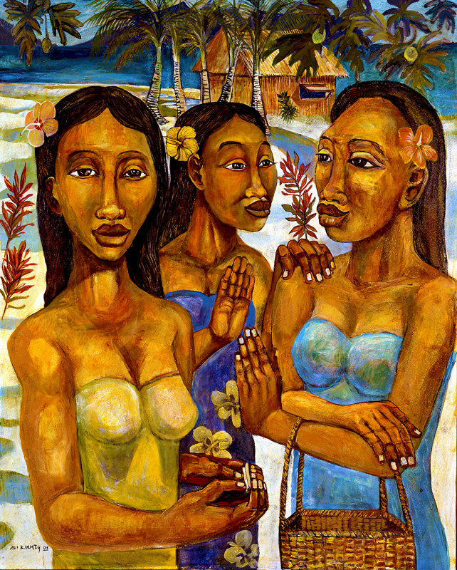 <h6>Three Sisters <br>    <br>            <br>     Size: 50 x 40