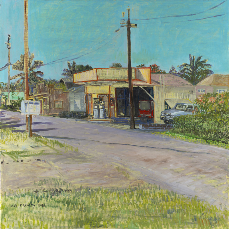 <h6>Toma's Garage <br>    <br>            <br>     Size: 30 x 30  </h6>
