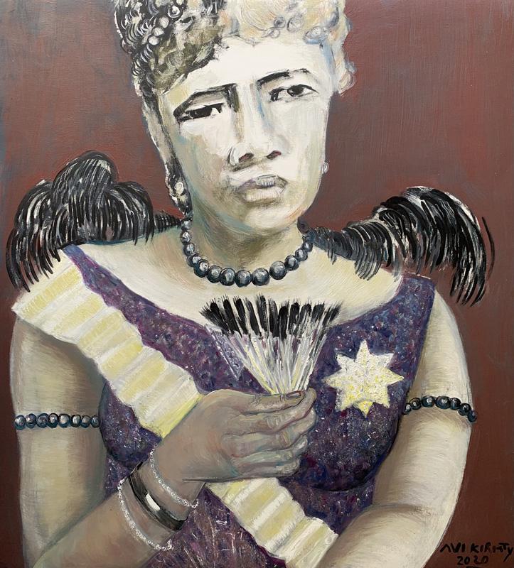 <h6>Queen Liliuokalani </h6>