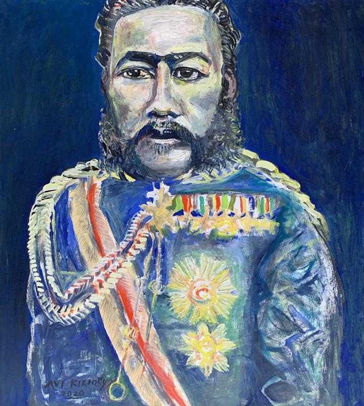 <h6>The Merrie Monarch, King Kalakaua </h6>